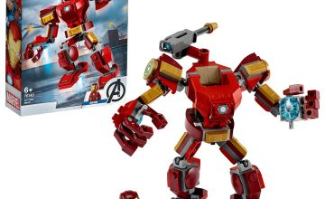 LEGO Super Heroes Marvel Avengers Iron Man Mech Set - 76140