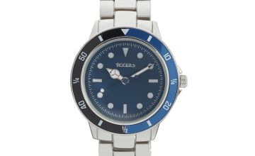 Tikkers Silver Bracelet Watch