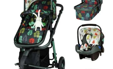 Cosatto Giggle 3 Travel System Bundle – Harewood