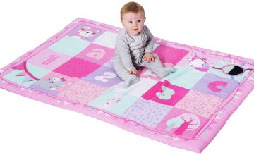 Chad Valley Baby Pink Dreamland Large Playmat
