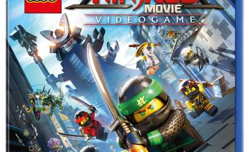 LEGO Ninjago Movie PS4 Game