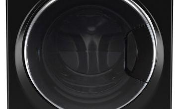 Hotpoint RD966JKD 9KG / 6KG 1600 Spin Washer Dryer - Black