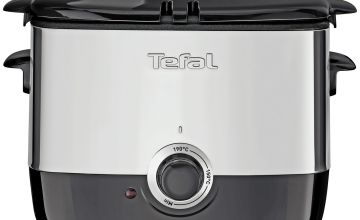 Tefal FF220040 Pro Mini Fryer - Stainless Steel.