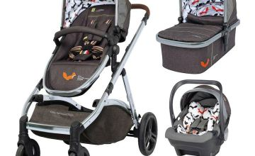 Cosatto Wow XL Complete Travel System Bundle - Mister Fox