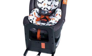 Cosatto RAC Come & Go I-Rotate Car Seat - Mister Fox