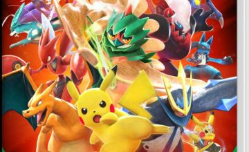 Pokken Tournament DX Nintendo Switch Pokemon Game