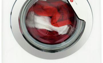 Hoover WDXOA485C 8KG / 5KG 1400 Spin Washer Dryer - White