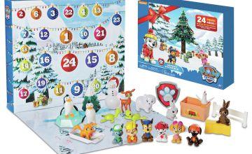 PAW Patrol Advent Calendar Assortment