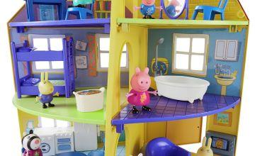 Peppa Pig Peppa's Family Home Playset