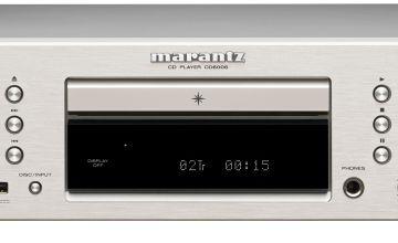 Marantz CD6006 Integrated Hi-Fi Amplifier-Gold