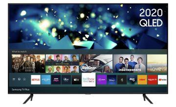 Samsung 43 Inch QE43Q60T Smart UHD HDR QLED Freeview TV