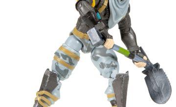 """Fortnite Solo Mode  4"""" Core Figure - Rogue Agent"""