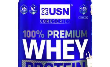 USN Whey Vanilla Protien - 2.28kg