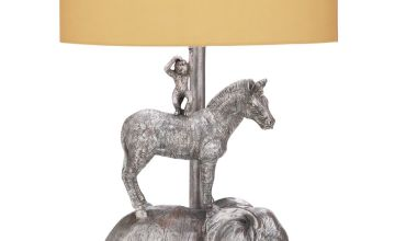 Argos Home Global Safari Table Lamp
