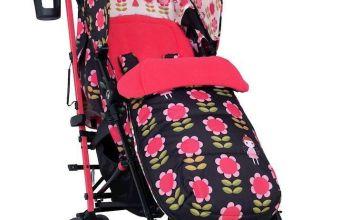 Cosatto Supa 3 Stroller - Fairy Garden Daisy