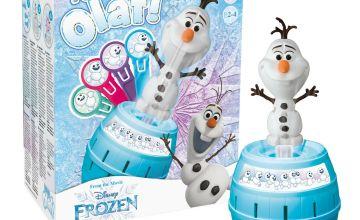 Disney Frozen 2 Pop Up Olaf Game