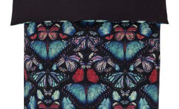 Argos Home Butterfly Bedding Set