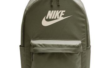 Nike Heritage 2.0 25L Backpack - Olive Green