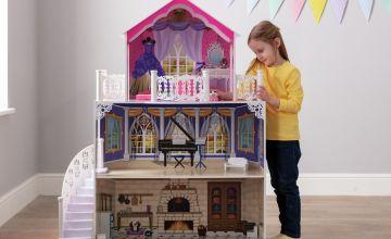 Jupiter Workshops  Glamour Fantasy Mansion Dolls House
