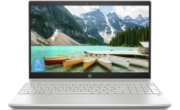 HP Pavilion 15.6in Ryzen 5 8GB 256GB Touchscreen Laptop