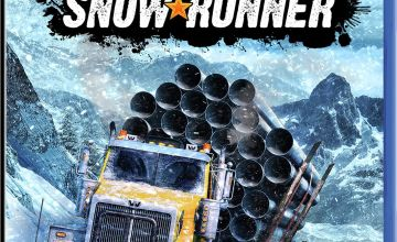 Snowrunner PS4 Game