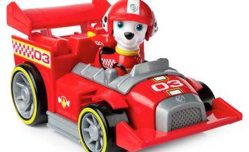 PAW Patrol Ready Race Rescue Marshall's Vehicle