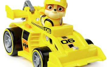 PAW Patrol Ready Race Rescue Rubble's Vehicle