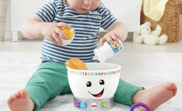 Fisher-Price Magic Colour Mixing Bowl