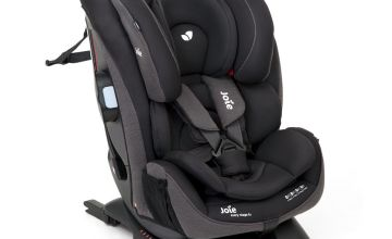 Joie Every Stage FX Group 0+/1/2/3 Car Seat - Coal