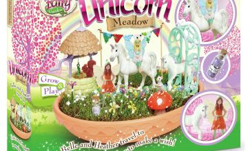 My Fairy Garden Unicorn Meadow Grow & Play Set