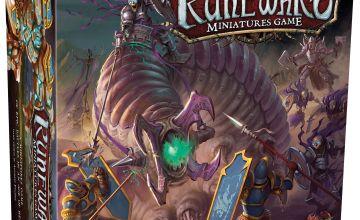 Fantasy Flight Games Runewars Miniatures Game Core Set.