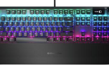 SteelSeries Apex 5 Wired Gaming Keyboard