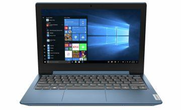 Lenovo IdeaPad 1 11.6in Celeron 4GB 64GB Cloudbook - Blue