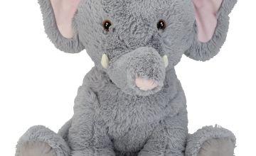 26 Inch Safari Elephant Soft Toy