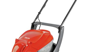 Flymo 33cm Easi Glide Hover Lawnmower - 1400W