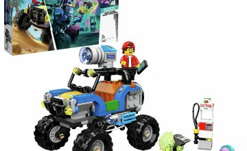 LEGO Hidden Side Jack's Beach Buggy AR Games App Set - 70428