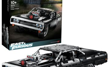 LEGO Technic Fast & Furious Dom's Dodge Charger Set - 42111