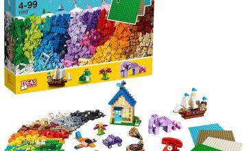 LEGO Classic Bricks Bricks Plates - 11717