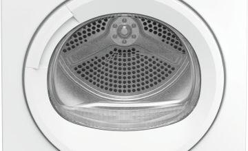 Beko DTGC9010W 9KG Condensor Tumble Dryer - White