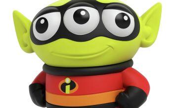 Disney Pixar Alien Dress-Up - Mr. Incredible Figure