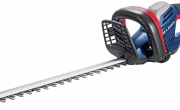 Spear & Jackson S4545EH 45cm Corded Hedge Trimmer - 450W
