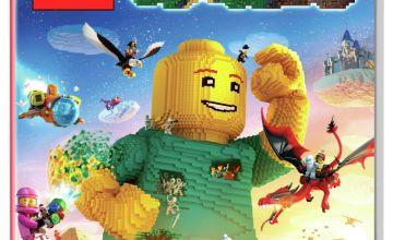 LEGO Worlds Nintendo Switch Game
