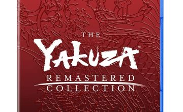 Yakuza: Remastered Collection PS4 Game