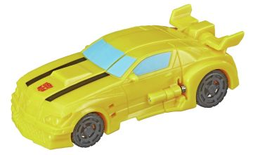Transformers Cyberverse Action Attackers: 1-Step Bumblebee