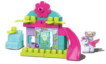 Mega Bloks Lil Fairies Enchanted Cottage
