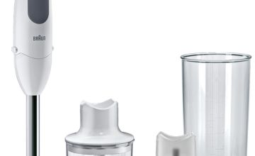 Braun MQ3126 MultiQuick 3 Spice Hand Blender - White