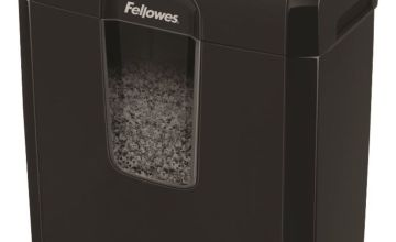 Fellowes 8MC 8 Sheet Micro Cut Shredder