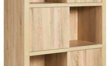 Argos Home Sisley Storage Unit with Sliding Doors