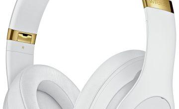 Beats by Dre Studio 3 Wireless Over-Ear Headphones - White