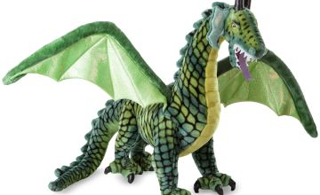 Melissa & doug Winged Dragon Soft Toy - Giant